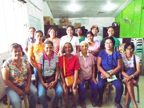 photo of Ctr 115 Cabcab Women's Association Group
