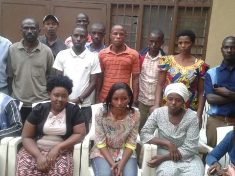 photo of Abishyizehamwe Sub Group A