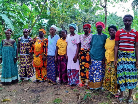 photo of Aminata's Best Female Farmers Group