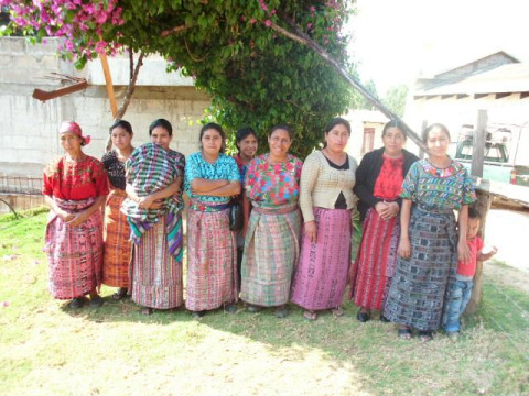 photo of Mujeres De Chonima Group