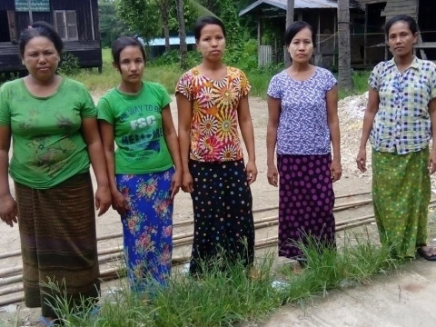 photo of Gyo War Wa (E) Village Group