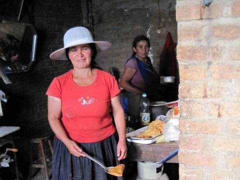 photo of Luz Diomira