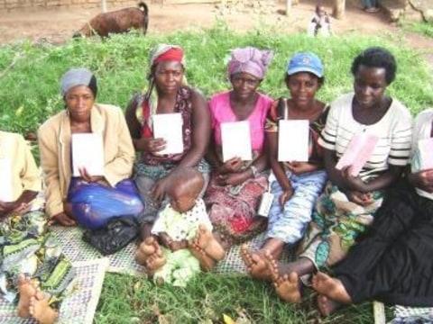 photo of Kabughabugha Women Itungu Mary Group