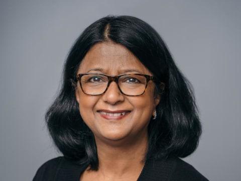 photo of Saraswathy