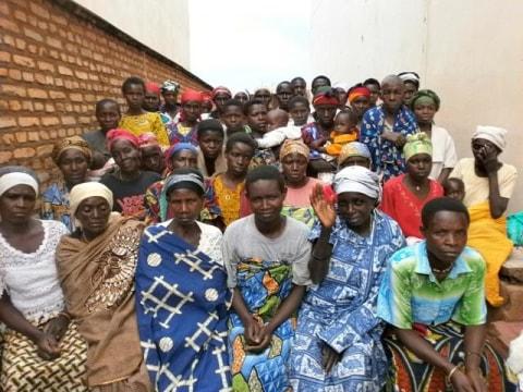 photo of Garukirabakenyezi Group