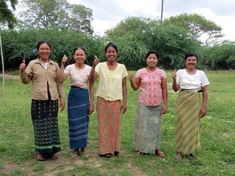 photo of Be Gyi (2-B) Village Group