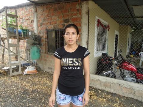 photo of Marjorie Jessenia