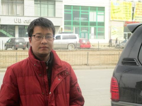 photo of Ganbileg