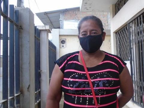 photo of Betty Monserrate