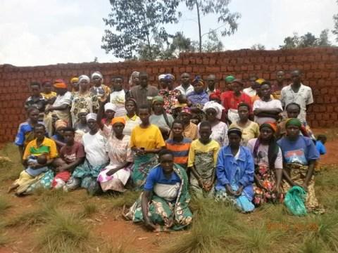 photo of Amahoriwacu Group