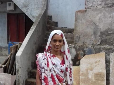 photo of Kokilaben