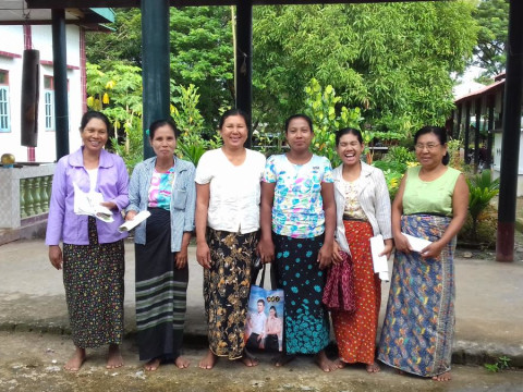 photo of Nat Sin Kone-2-A Village Group