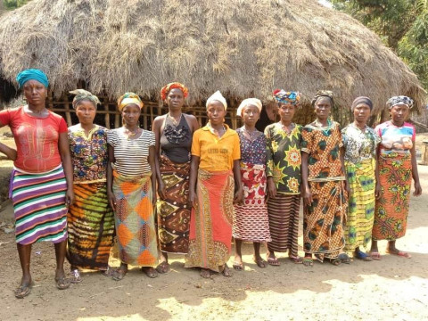 photo of Isatu's Women Farmers Group