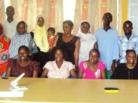 photo of Tuwezeshane Group