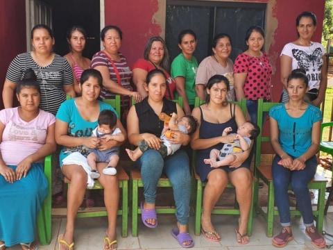 photo of Mujeres Luchadoras De Minga Group
