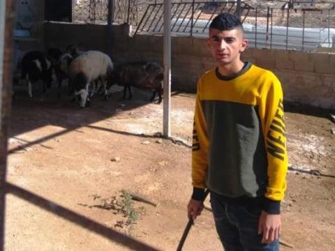 photo of Zaid
