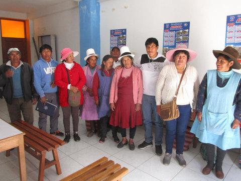 photo of San Cristobal De Aparquilla Group