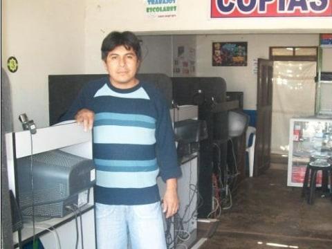 photo of Ernesto Manuel