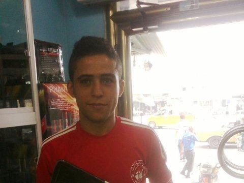 photo of Abdel Rahman
