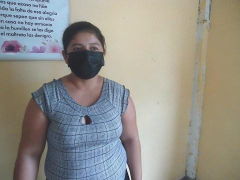 photo of Juana Mercedes