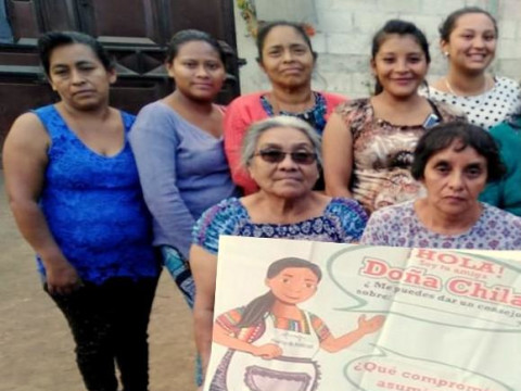 photo of Las Victoriosas Group