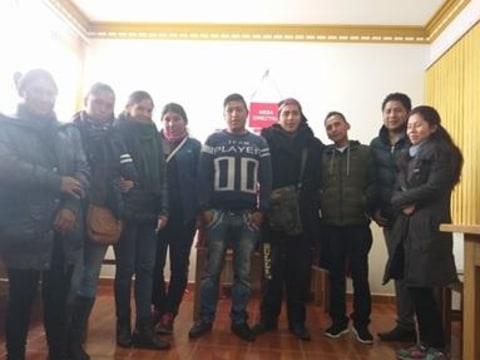 photo of San Valentin Rb Group