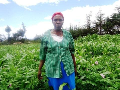 photo of Rose Muthoni