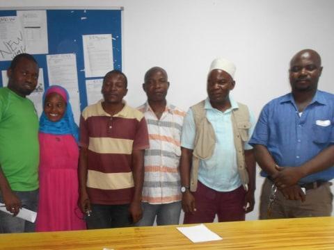 photo of Halima's Group