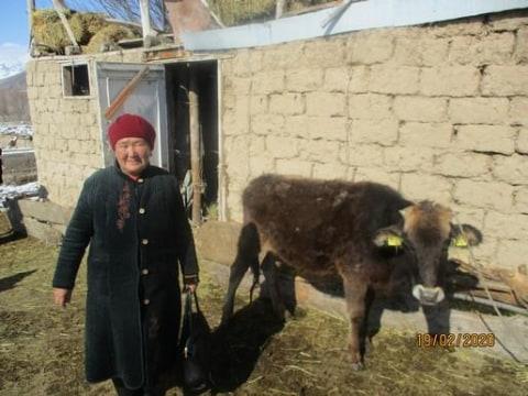 photo of Mariya