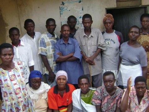 photo of Kweterana Women's Group, Ntungamo