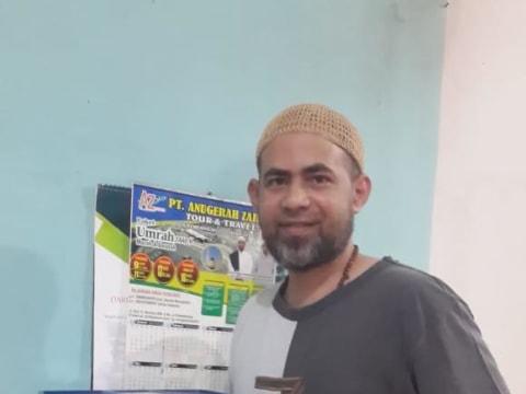 photo of Abdurrahman