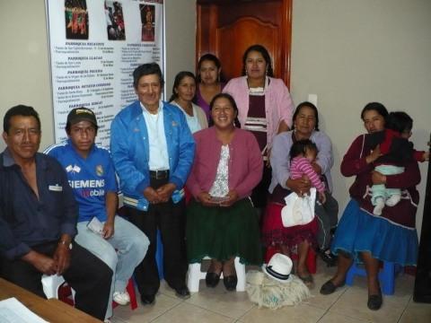 photo of Las Cumbeñitas (Cuenca) Group