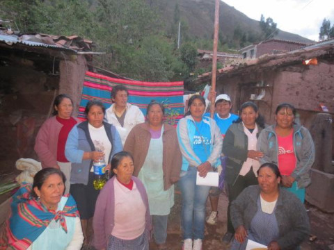photo of Huaraypata Group