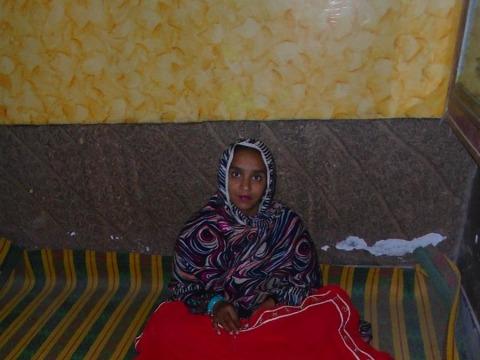 photo of Rashida