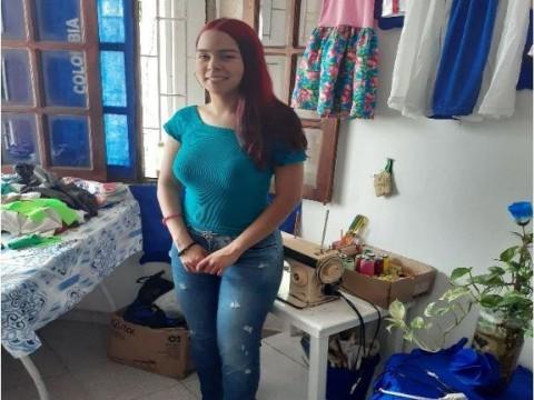 photo of Rina Marcela