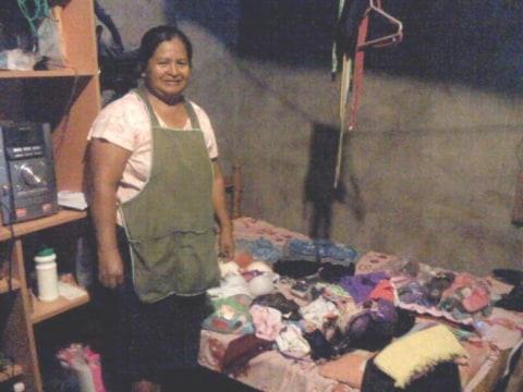 photo of Lucia Del Carmen