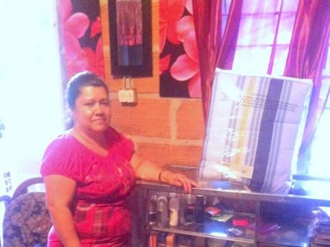 photo of Luz Mary