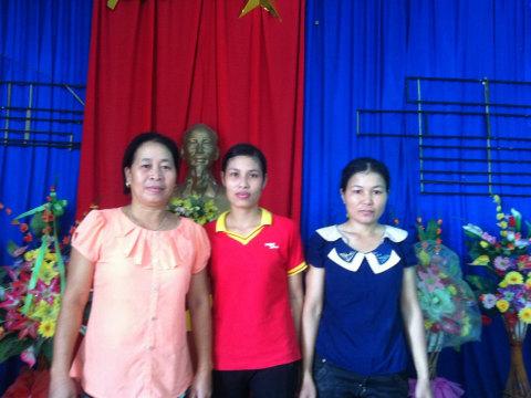photo of Nhóm 03 - Phố 6 -  Quảng Thắng Group