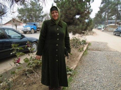 photo of Shahlo