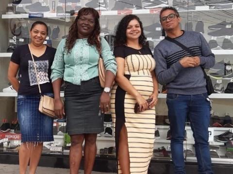 photo of Meninas Vitoriosas Group