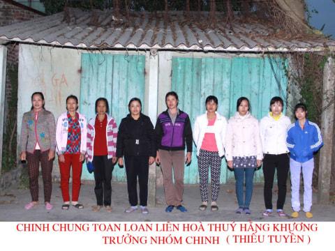 photo of Nhóm 23 - Bình Xuyên Group