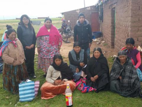 photo of Rositas De Huancollo Group