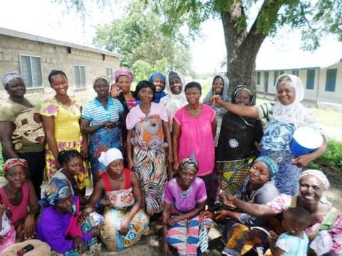 photo of Peace - Women  Pwalugu Group