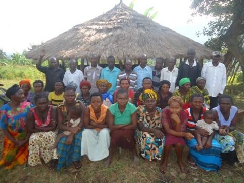 photo of Abamwi Women's Group