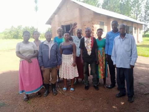 photo of Karama Nerica Rice Farmers Association Group