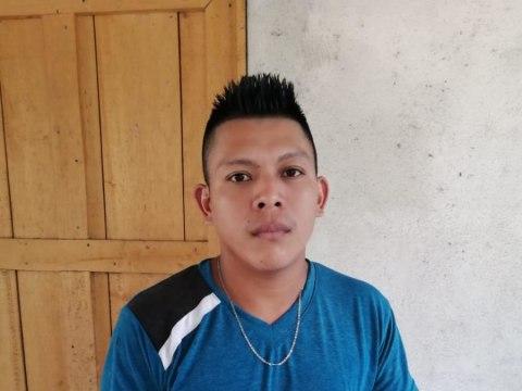 photo of Ruben Enrique