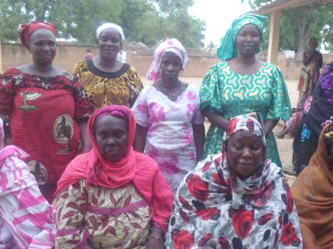 photo of Aissatou's Group