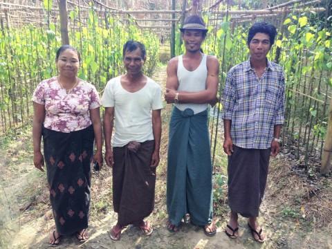 photo of Taw Ka Yan Shae Village Group