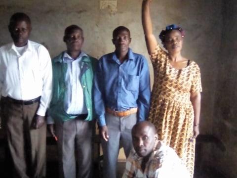 photo of Kitagwenda Head Teachers Association Group