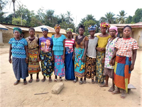 photo of Rugiatu's Best Female Farmers Group